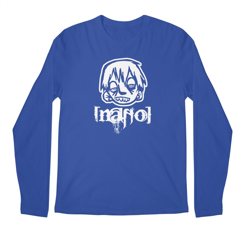 O.G. Big Head LOGO Men's Longsleeve T-Shirt by [NANO]'s Tienda