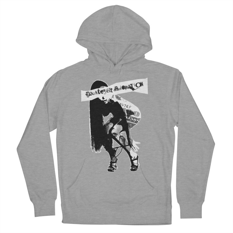 Counterfeit Adoration Women's Pullover Hoody by [NANO]'s Tienda