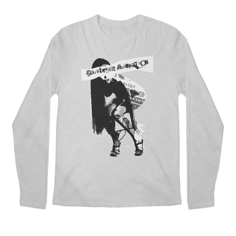 Counterfeit Adoration Men's Longsleeve T-Shirt by [NANO]'s Tienda