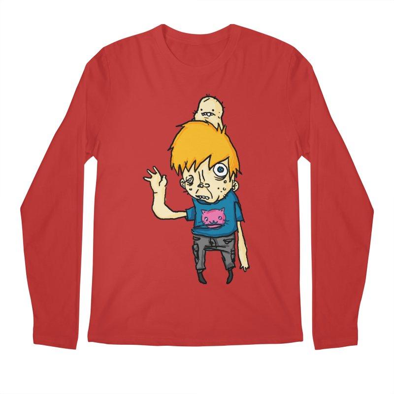 bye to the haters Men's Longsleeve T-Shirt by [NANO]'s Tienda