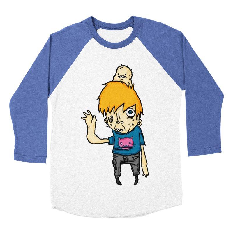 bye to the haters Women's Baseball Triblend Longsleeve T-Shirt by [NANO]'s Tienda