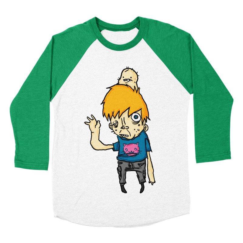 bye to the haters Women's Baseball Triblend T-Shirt by [NANO]'s Tienda