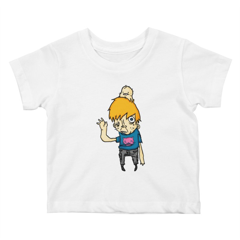 bye to the haters Kids Baby T-Shirt by [NANO]'s Tienda