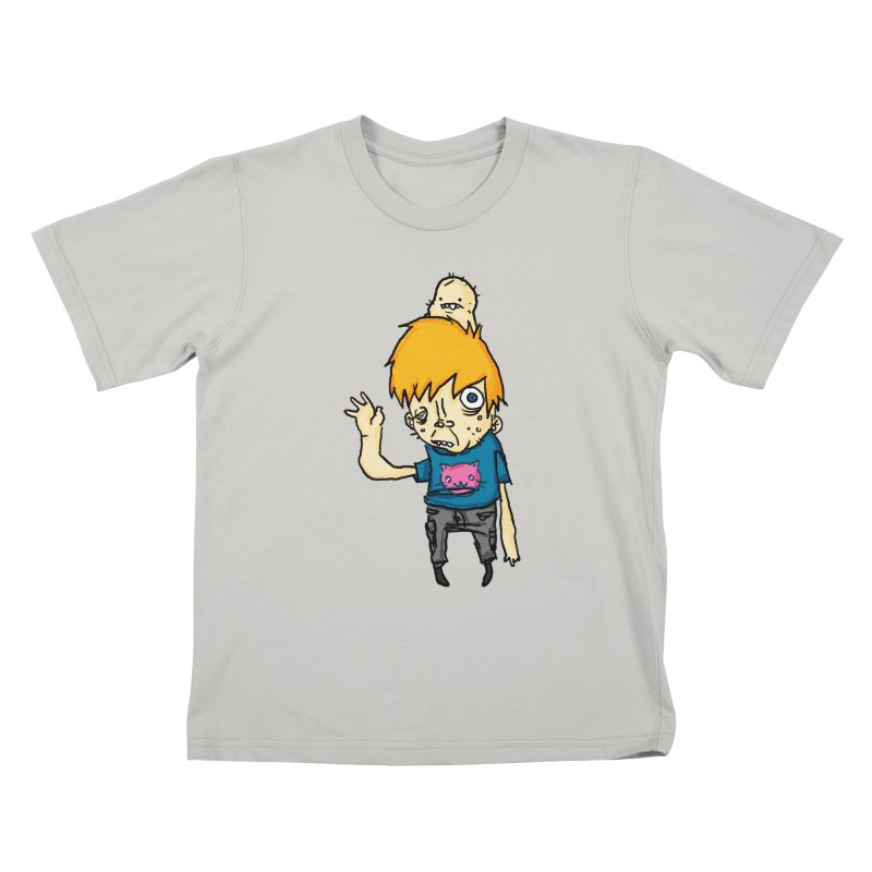 bye to the haters Kids T-Shirt by [NANO]'s Tienda