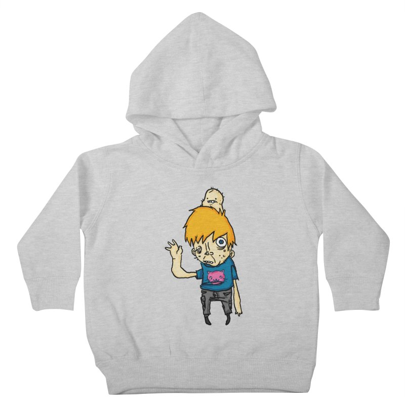 bye to the haters Kids Toddler Pullover Hoody by [NANO]'s Tienda