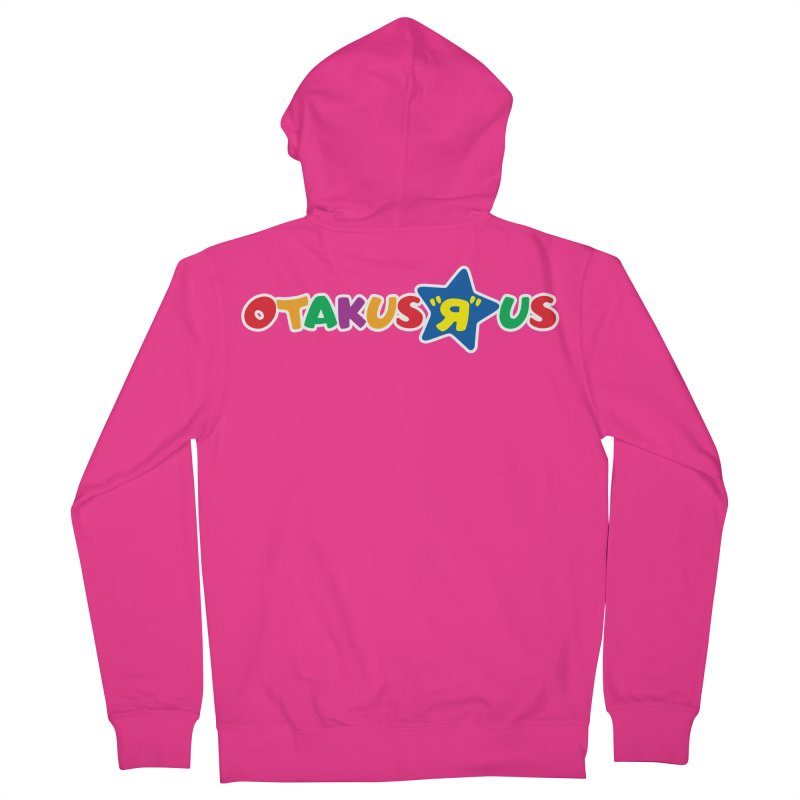 Otakus Я Us Men's Zip-Up Hoody by [NANO]'s Tienda