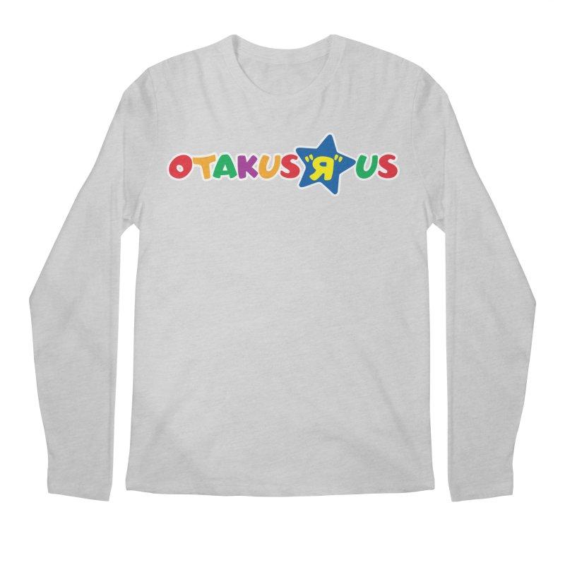 Otakus Я Us Men's Longsleeve T-Shirt by [NANO]'s Tienda