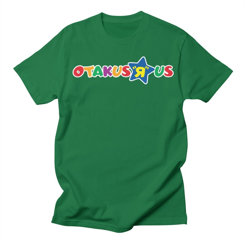 Otakus Я Us Men's T-shirt by [NANO]'s Tienda