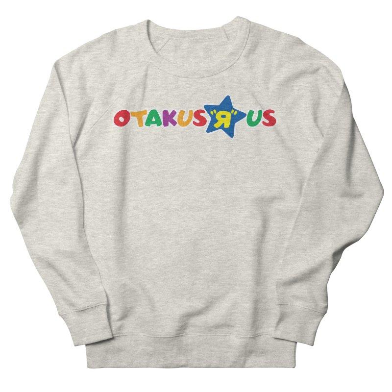 Otakus Я Us Women's French Terry Sweatshirt by [NANO]'s Tienda