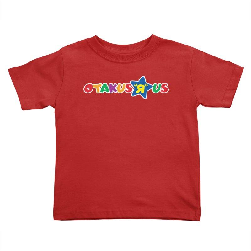 Otakus Я Us Kids Toddler T-Shirt by [NANO]'s Tienda