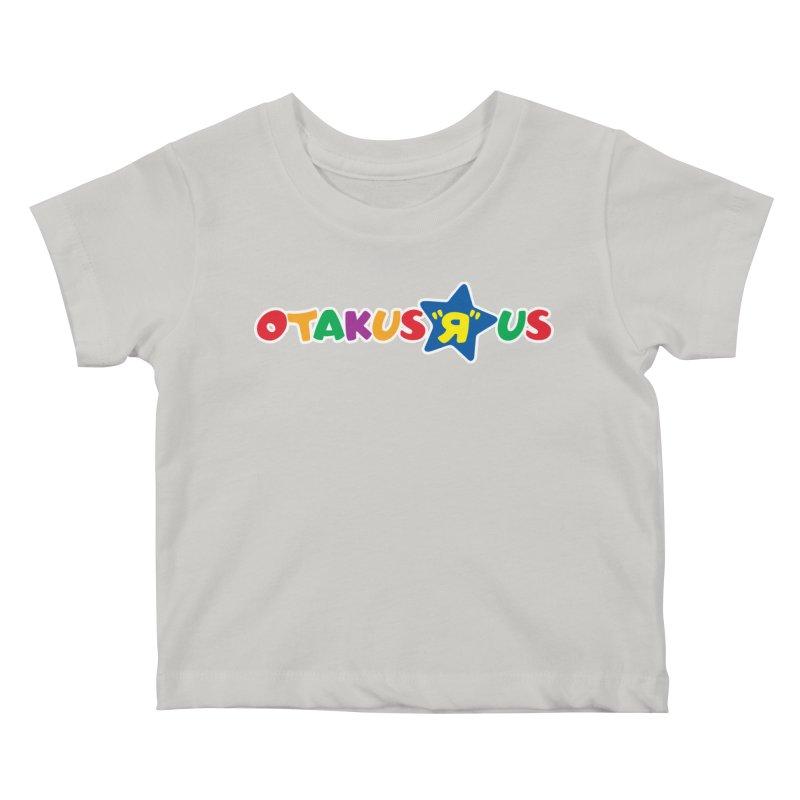 Otakus Я Us Kids Baby T-Shirt by [NANO]'s Tienda