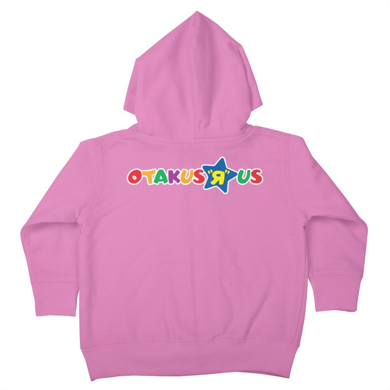 Otakus Я Us Kids Toddler Zip-Up Hoody by [NANO]'s Tienda