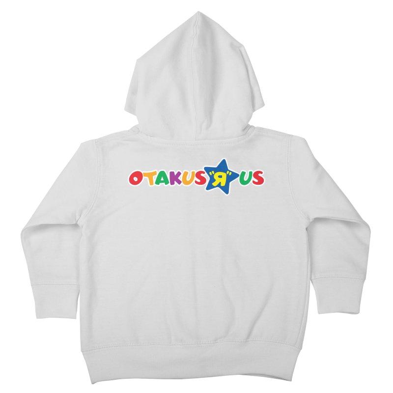 Otakus Я Us Kids Toddler Zip-Up Hoody by [NANO]'s Tienda