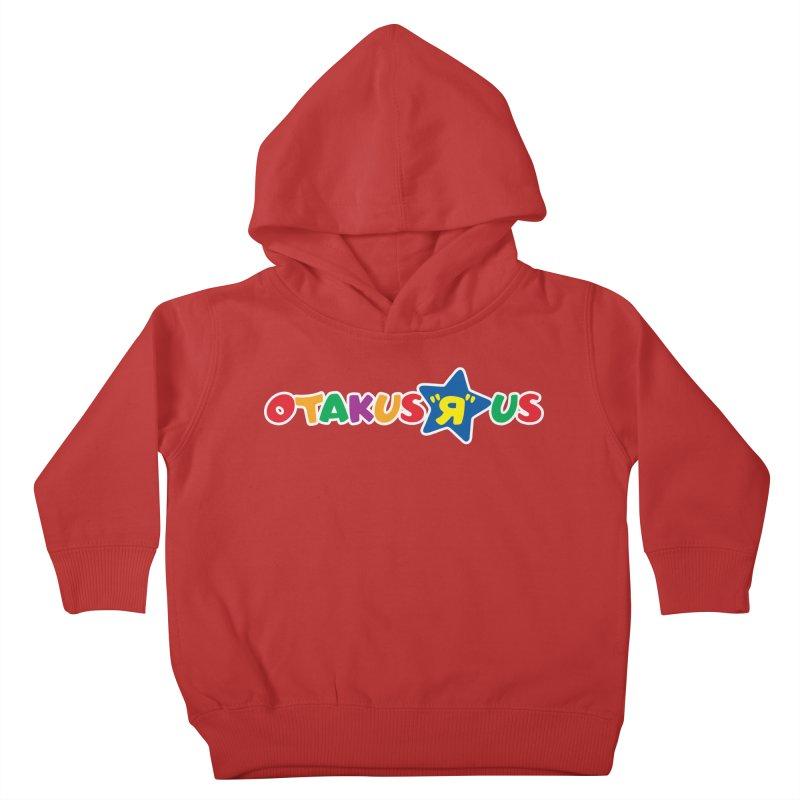 Otakus Я Us Kids Toddler Pullover Hoody by [NANO]'s Tienda