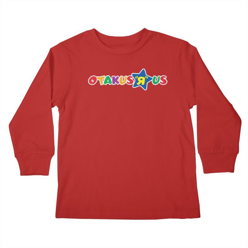 Otakus Я Us Kids Longsleeve T-Shirt by [NANO]'s Tienda