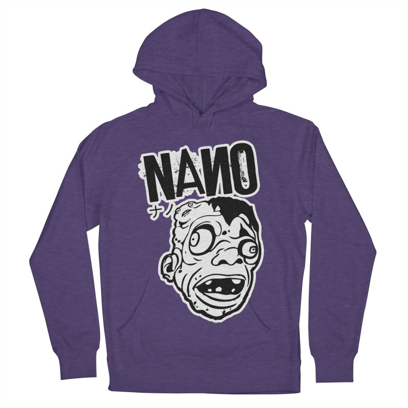 DAT SEXY FACE Men's French Terry Pullover Hoody by [NANO]'s Tienda