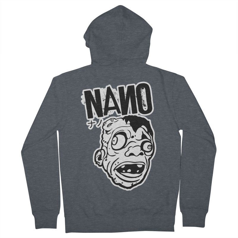 DAT SEXY FACE Men's Zip-Up Hoody by [NANO]'s Tienda