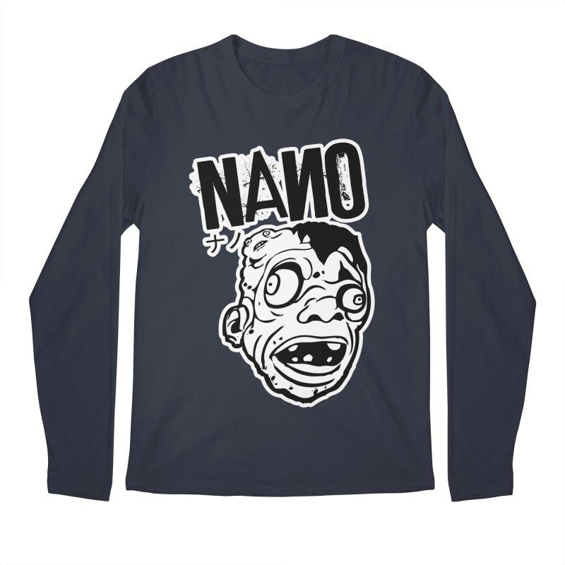DAT SEXY FACE Men's Longsleeve T-Shirt by [NANO]'s Tienda