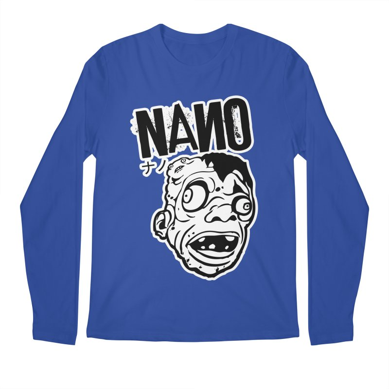 DAT SEXY FACE Men's Longsleeve T-Shirt by [NANO]'s Tienda