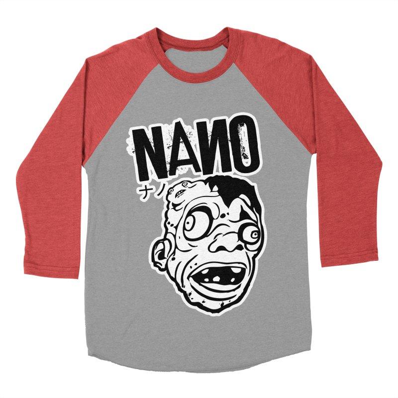 DAT SEXY FACE Men's Baseball Triblend T-Shirt by [NANO]'s Tienda