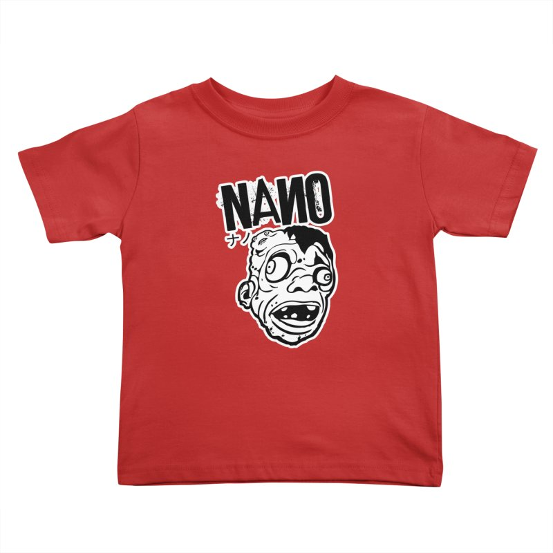 DAT SEXY FACE Kids Toddler T-Shirt by [NANO]'s Tienda