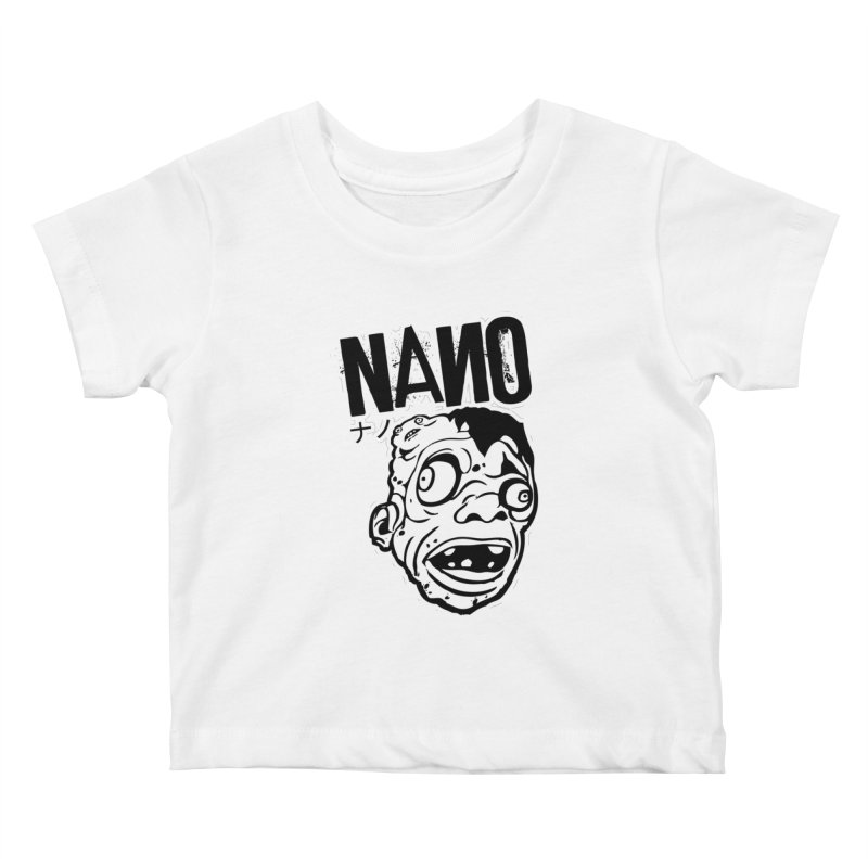 DAT SEXY FACE Kids Baby T-Shirt by [NANO]'s Tienda