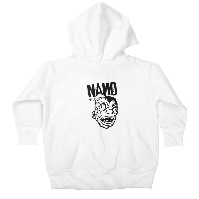 DAT SEXY FACE Kids Baby Zip-Up Hoody by [NANO]'s Tienda