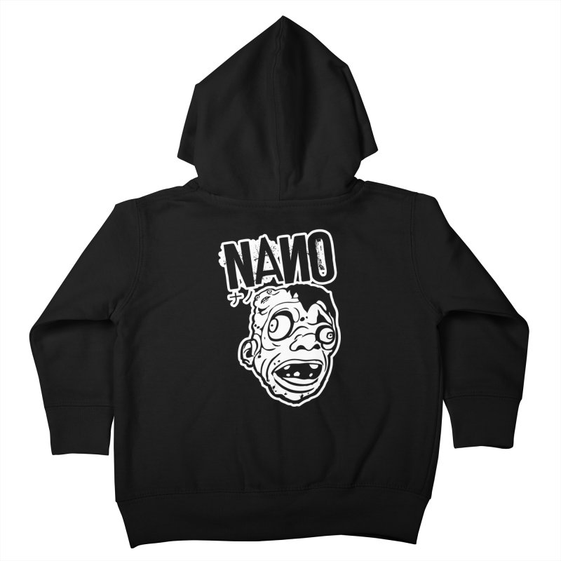 DAT SEXY FACE Kids Toddler Zip-Up Hoody by [NANO]'s Tienda
