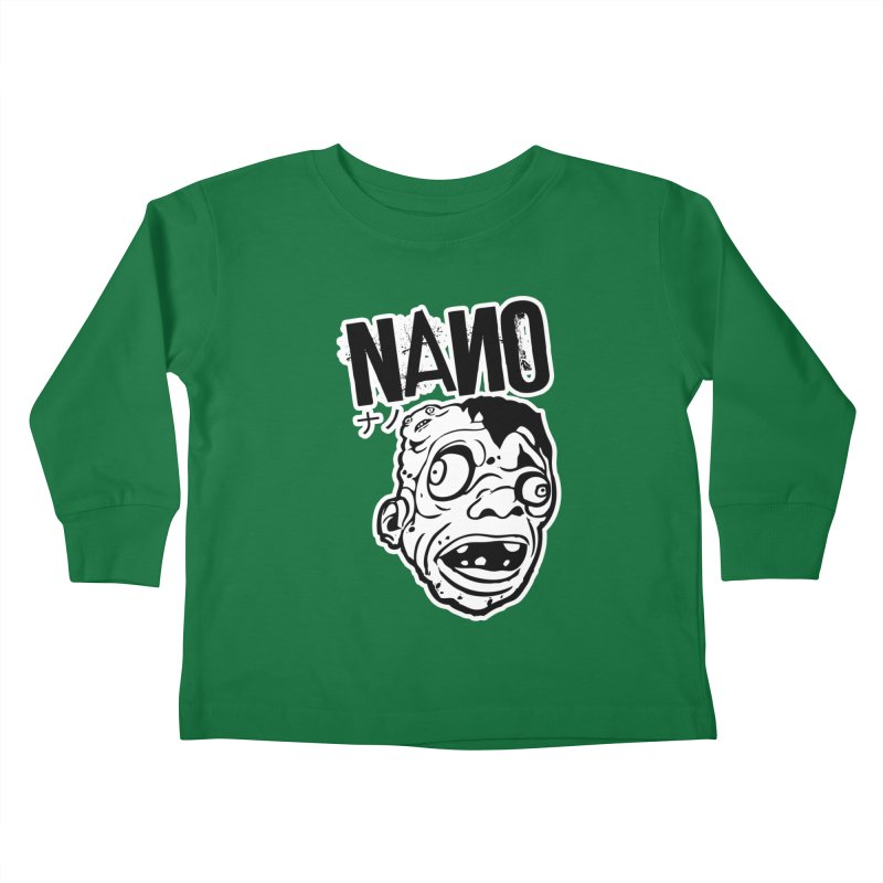 DAT SEXY FACE Kids Toddler Longsleeve T-Shirt by [NANO]'s Tienda