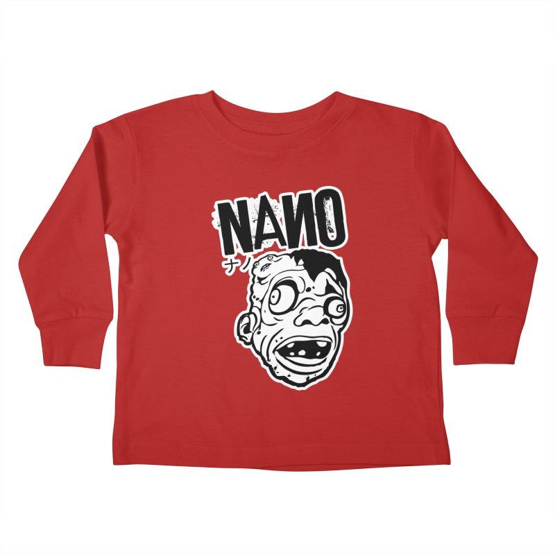 DAT SEXY FACE Kids Toddler Longsleeve T-Shirt by [NANO]'s Tienda