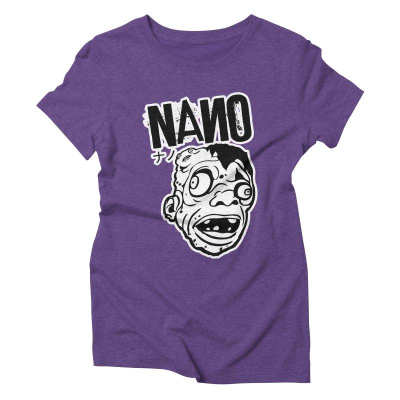 DAT SEXY FACE Women's Triblend T-shirt by [NANO]'s Tienda