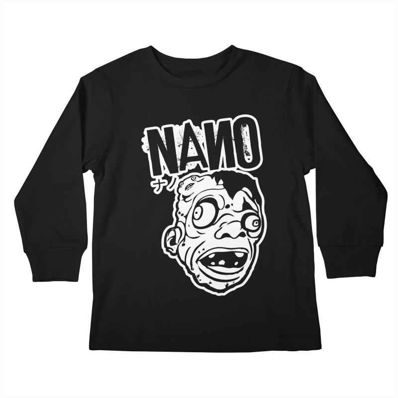 DAT SEXY FACE Kids Longsleeve T-Shirt by [NANO]'s Tienda