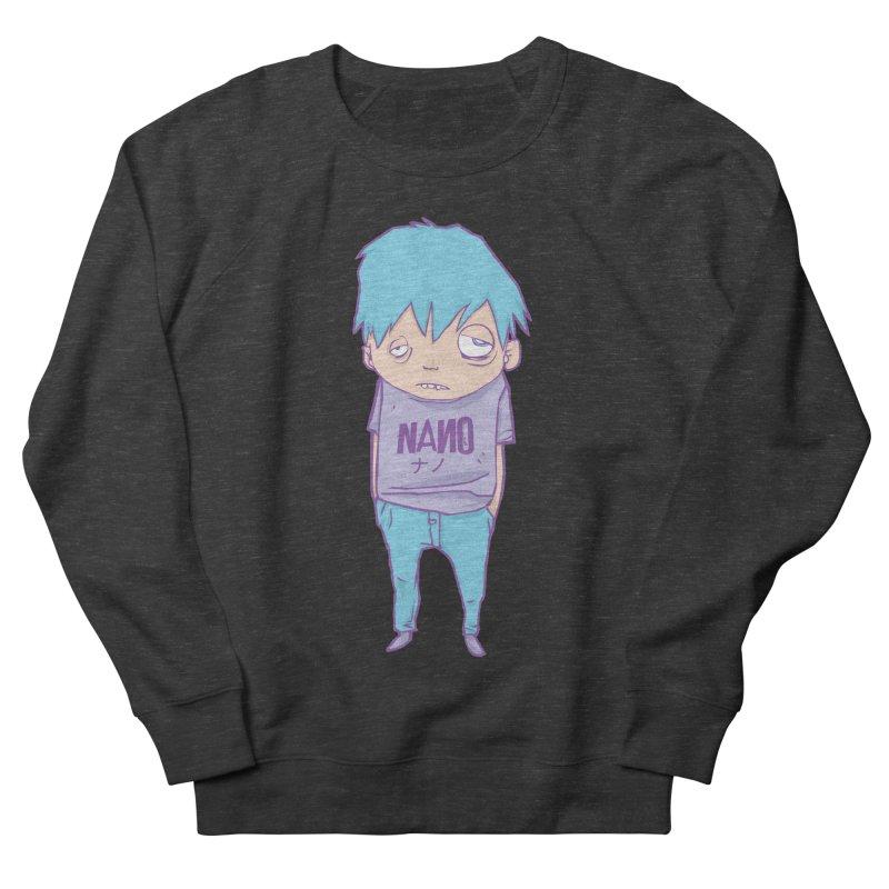 unimpressed and unbothered Men's Sweatshirt by [NANO]'s Tienda