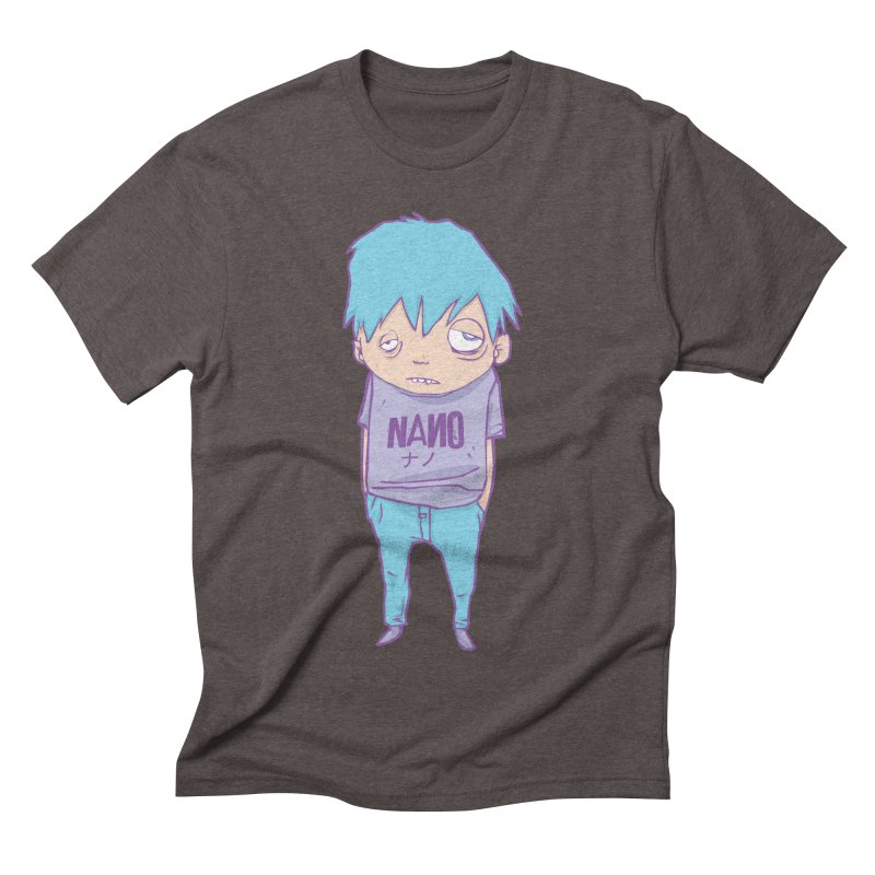 unimpressed and unbothered Men's Triblend T-Shirt by [NANO]'s Tienda