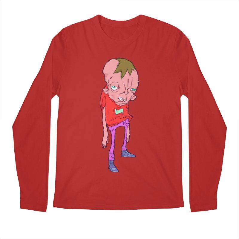 Screw Face Men's Longsleeve T-Shirt by [NANO]'s Tienda