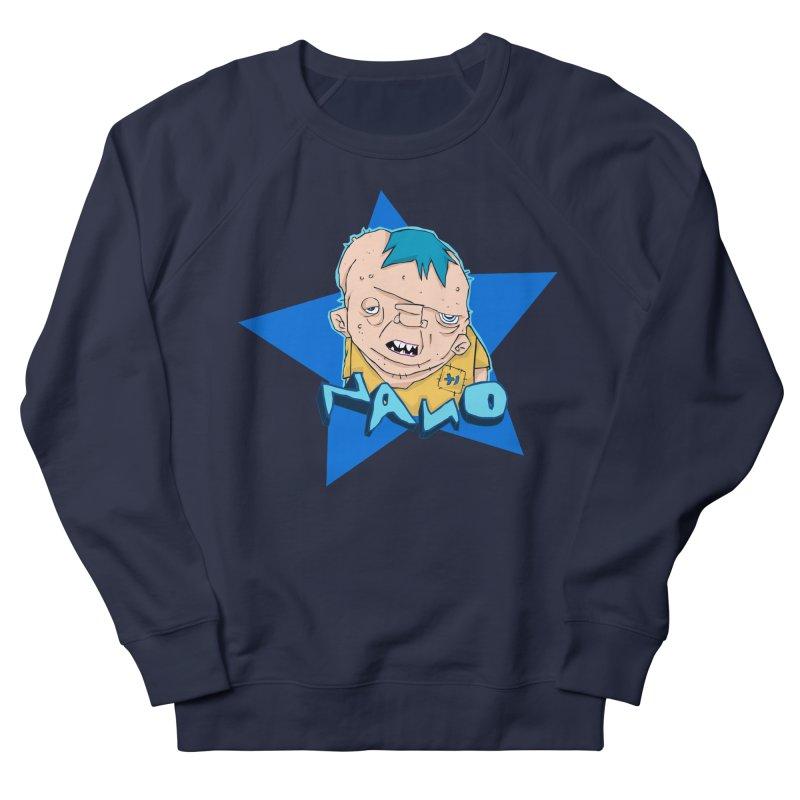 fUGLY supaSTAR Men's Sweatshirt by [NANO]'s Tienda