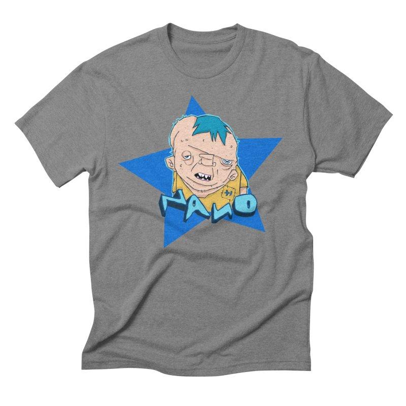 fUGLY supaSTAR Men's Triblend T-Shirt by [NANO]'s Tienda
