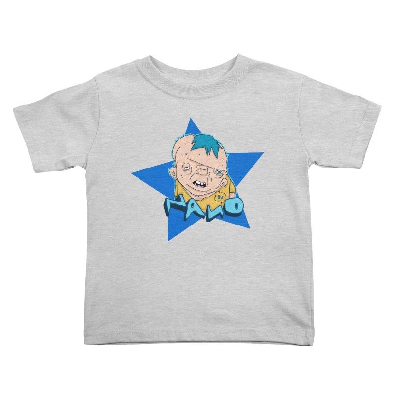 fUGLY supaSTAR Kids Toddler T-Shirt by [NANO]'s Tienda