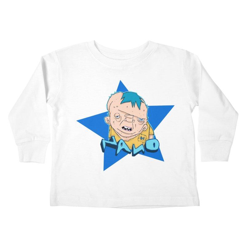 fUGLY supaSTAR Kids Toddler Longsleeve T-Shirt by [NANO]'s Tienda