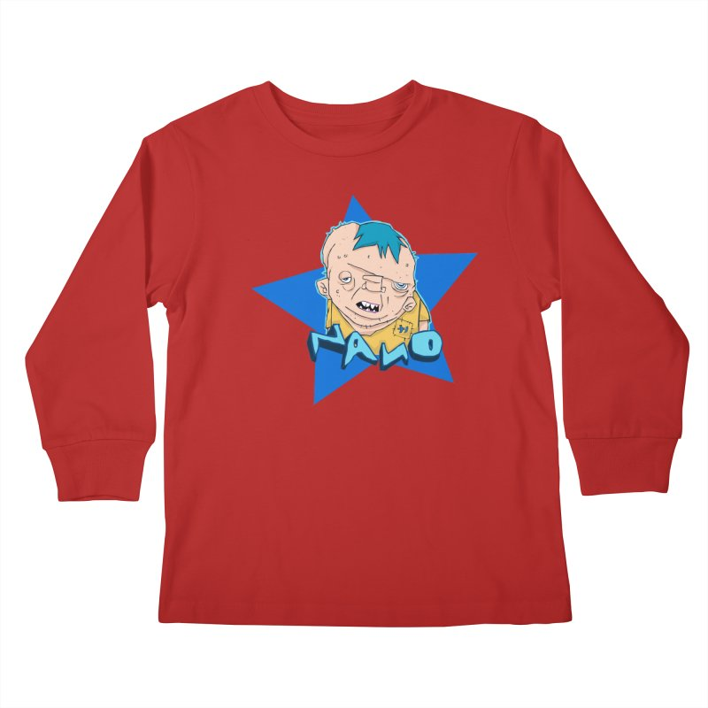fUGLY supaSTAR Kids Longsleeve T-Shirt by [NANO]'s Tienda