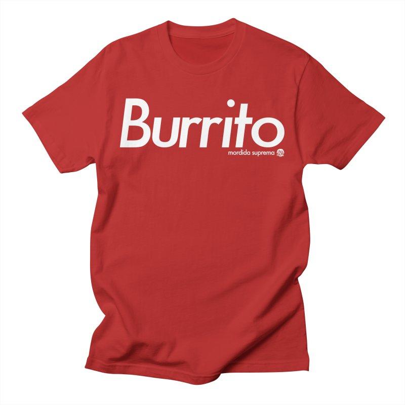 Burrito Women's Unisex T-Shirt by [NANO]'s Tienda