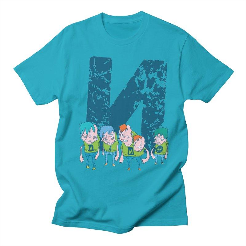 Idyut Sqwad Men's Regular T-Shirt by [NANO]'s Tienda