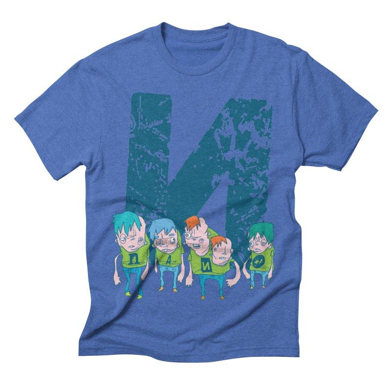 Idyut Sqwad Men's Triblend T-shirt by [NANO]'s Tienda