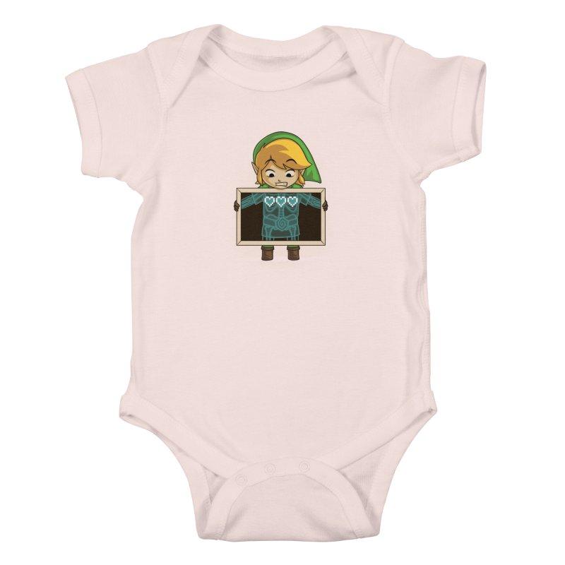 Anatomical Anomaly Kids Baby Bodysuit by Naolito