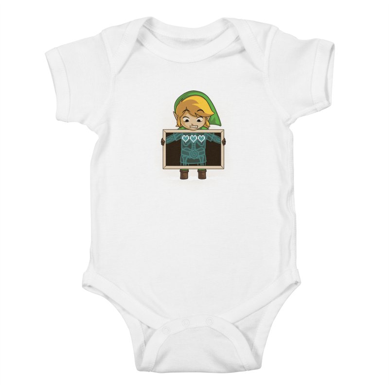 Anatomical Anomaly Kids Baby Bodysuit by Naolito