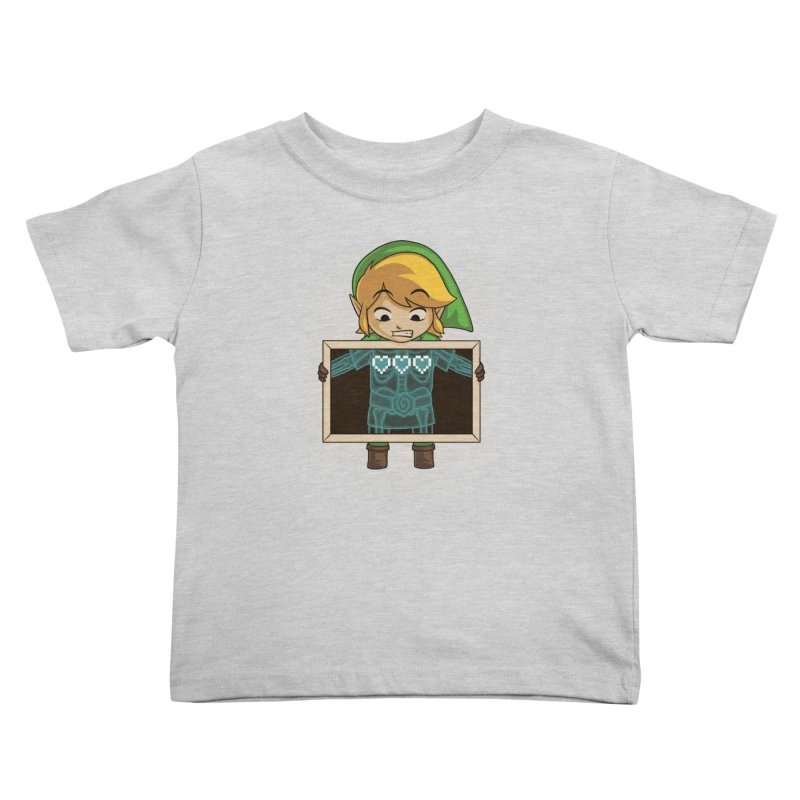 Anatomical Anomaly Kids Toddler T-Shirt by Naolito