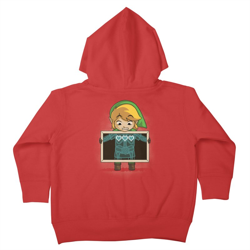 Anatomical Anomaly Kids Toddler Zip-Up Hoody by Naolito