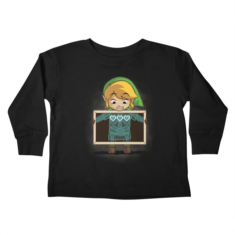Anatomical Anomaly Kids Toddler Longsleeve T-Shirt by Naolito