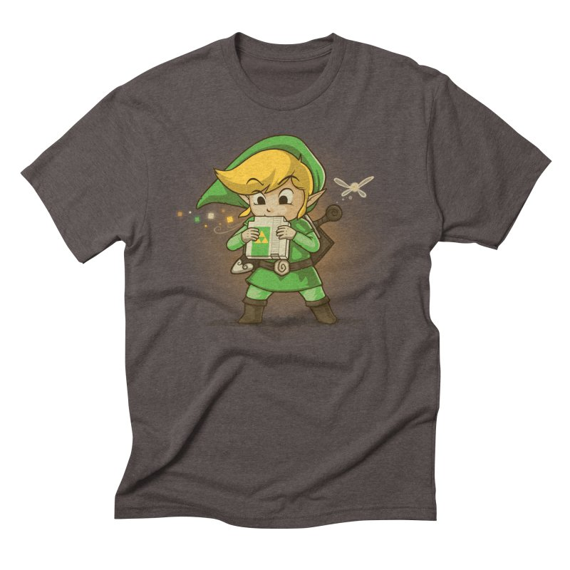 Cartridge of Time Men's Triblend T-shirt by Naolito