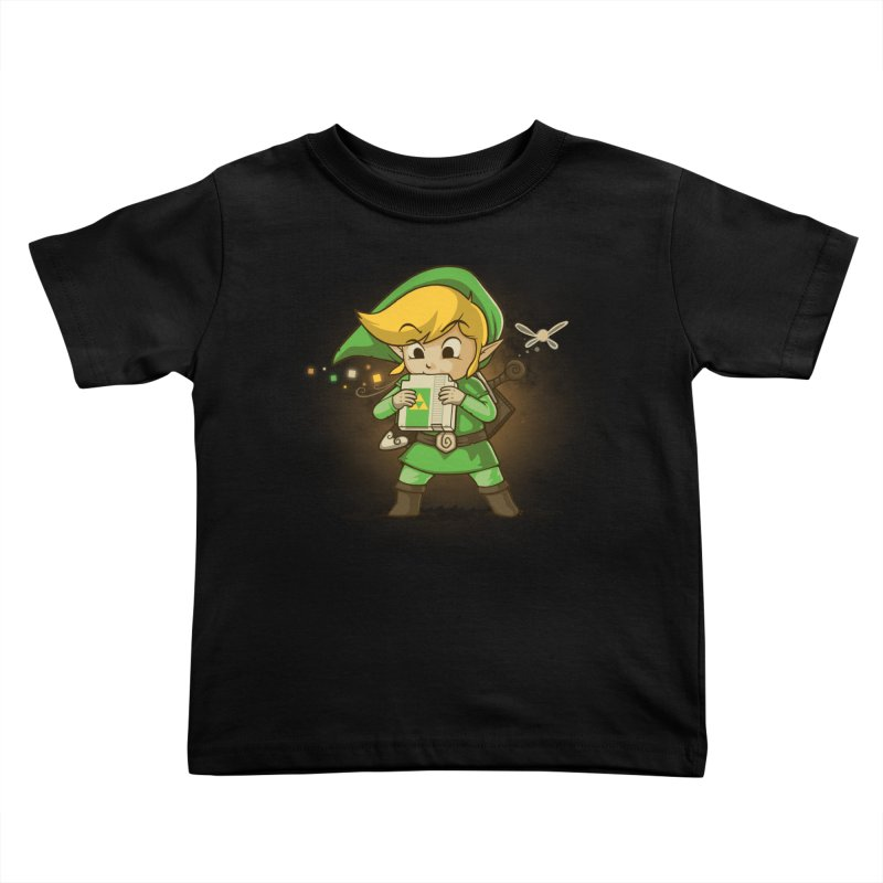 Cartridge of Time Kids Toddler T-Shirt by Naolito